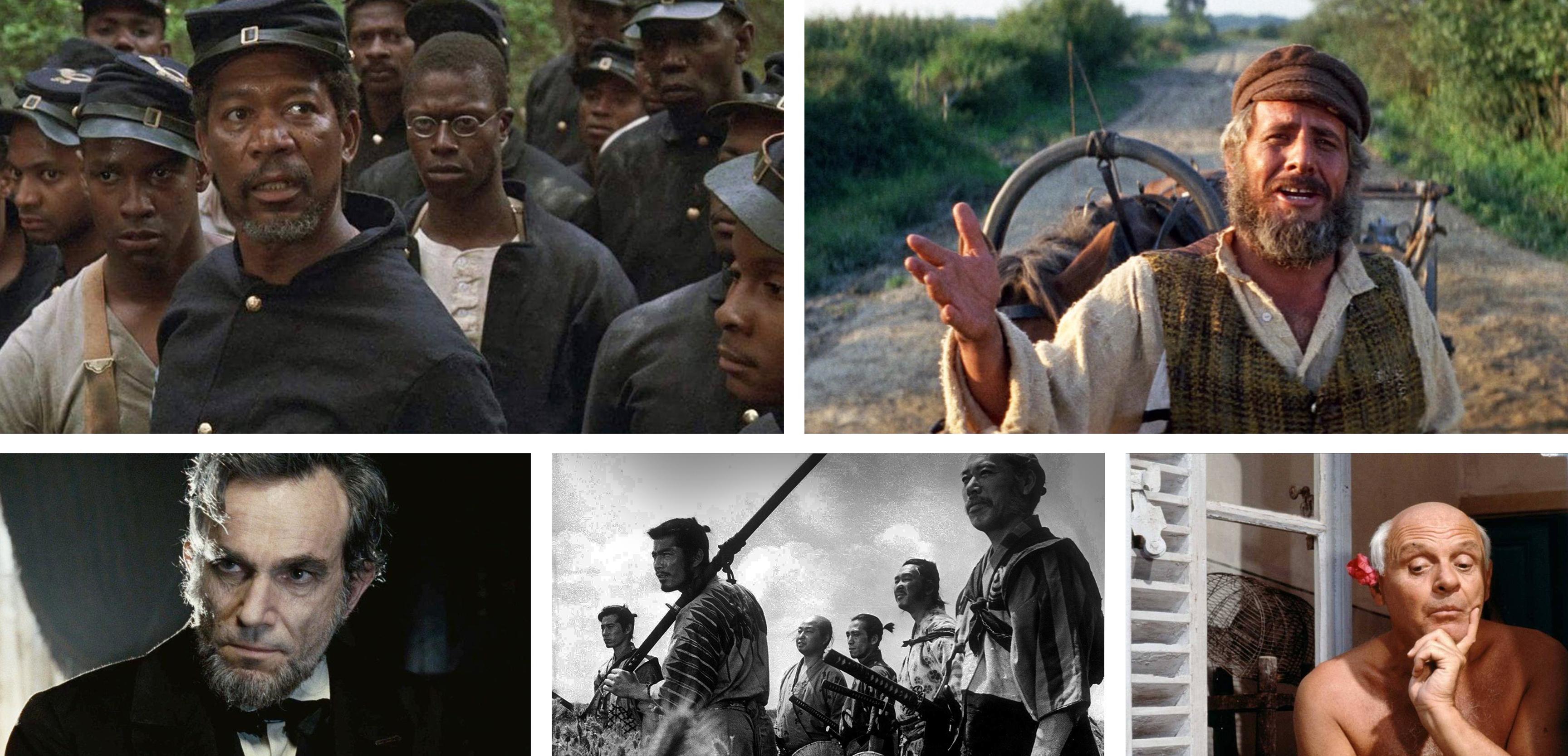Évfordulós történelmi filmek karantén idejére